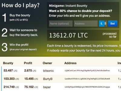 CryptoBounty (http://cryptobounty.com) is a #Bitcoin and #Litecoin gambling #website.