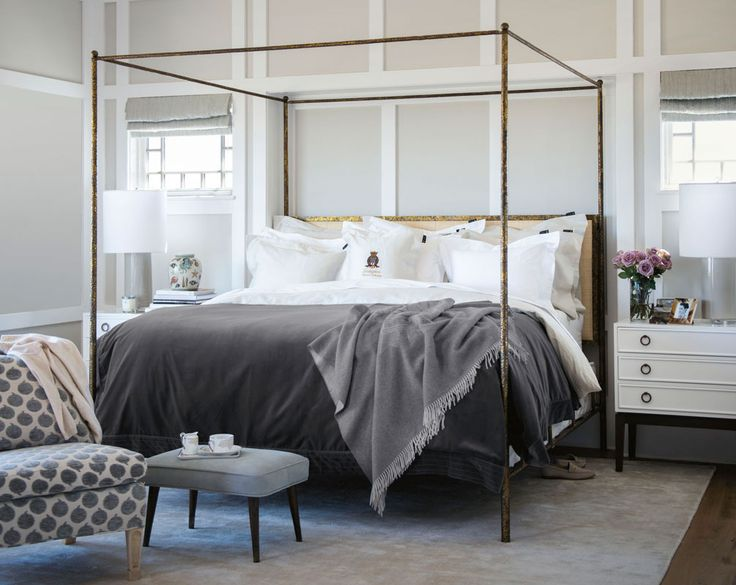 Premium Egyptian cotton and craftsmanship backed by years of tradition – Lexington's Superior Collection brings you some of the most luxurious bedding in the world!  Let us introduce the elegant new addition of white and gray, in high quality sateen and jacquard.