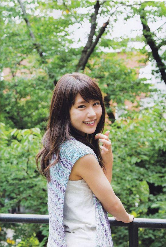 Kasumi Arimura / Japanese actress