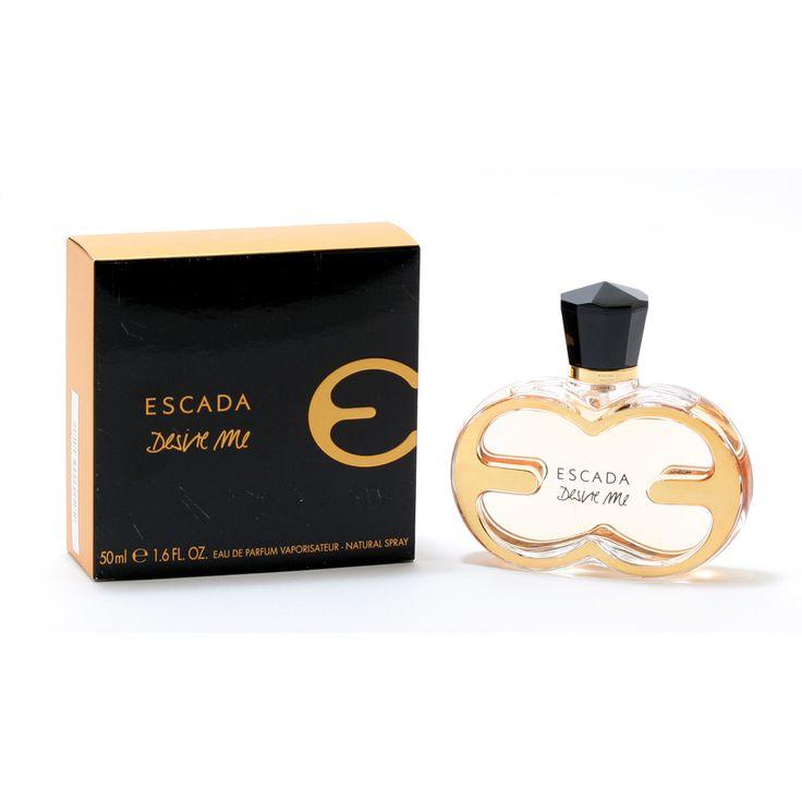 Escada Desire Me Women's 1.7-ounce Spray Perfume, Brown