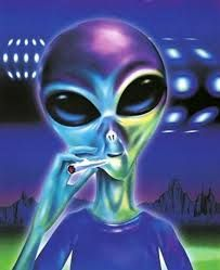 extraterrestre weed
