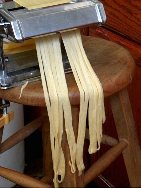Best homemade pasta dough ever.