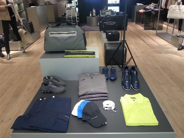 April 2013 New Products in Store ~ Take a look at the latest Porsche Design fashion and accessories that's trending internationally and available in store. Visit us in Hyde Park Corner, Johannesburg for a personal tour of our store.