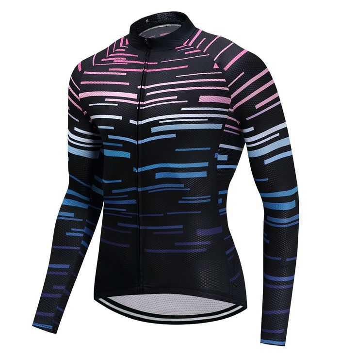 Fualrny Winter 2018 Long Pro Thermal Fleece Cycling Jersey Men Clothing Bicycle Maillot Equipacion Ciclismo Bike Clothes #ZR-03