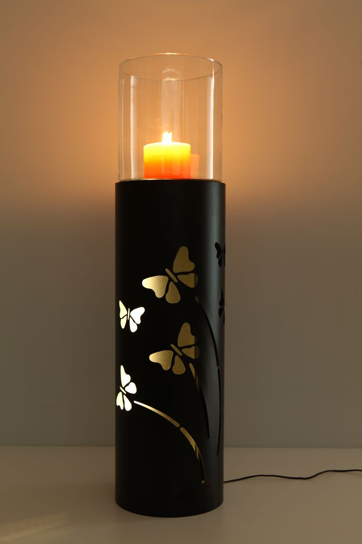 Butterfly lantern made by neo spiro