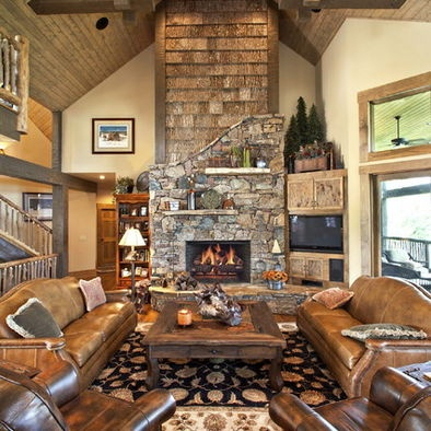 1000 Images About Vaulted Living Room On Pinterest