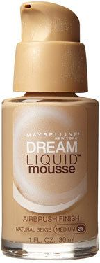 Dream Liquid Mousse Foundation 30.0 ml Maybelline