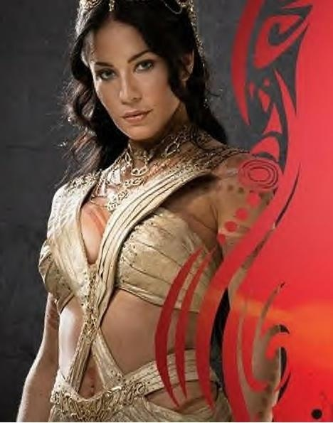 Lynn collins as dejah thoris tptally loved that movie for Lynn collins hot pic