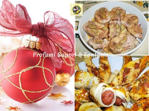 Menu per la cena della vigilia di Natale Blog Profumi Sapori & Fantasia