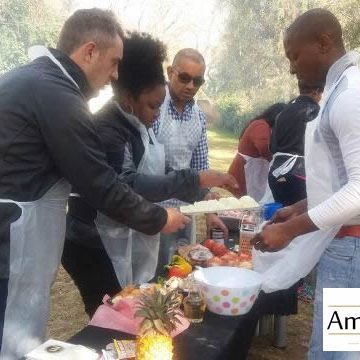 TBAE facilitated another successful Potijiekos Cooking team building event at The Amazing Place in Sandton. This time the event was for Medscheme who has consistently delivered innovative medical a…