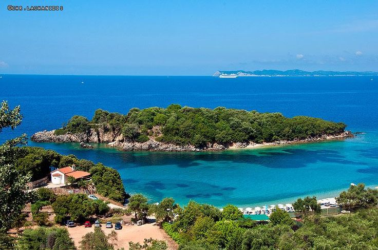 No Stress Allowed Here! A blissful #beach #getaway awaits you at Agia Paraskevi #Sivota