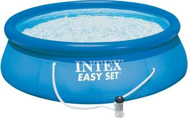 "End of Summer Clearance: 15' x 36"" Intex Easy Set Pool Just $99.99, Down From $299.99! - Coupon Connections"