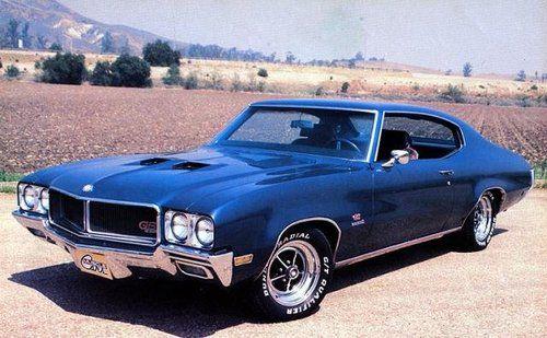 Buick Skylark Gran Sport - 1970