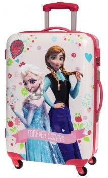 Maletas Frozen baratas - maletas infantiles