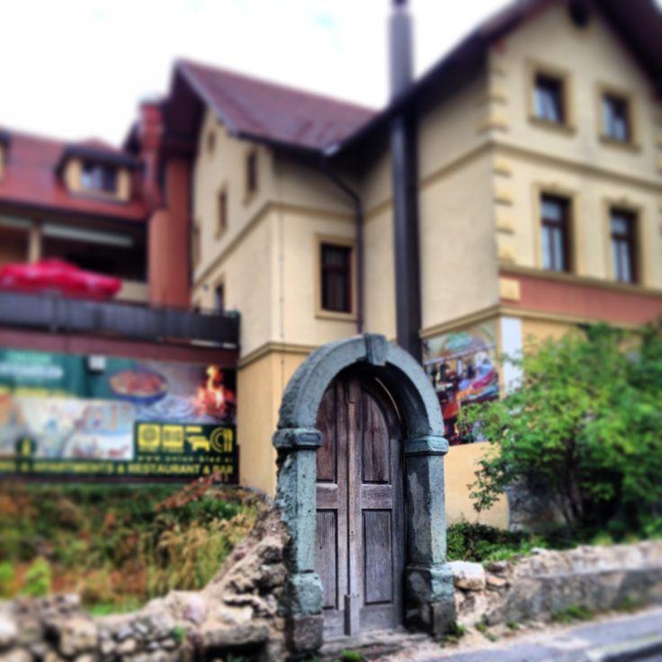 Bled, Slovenia - Magic door