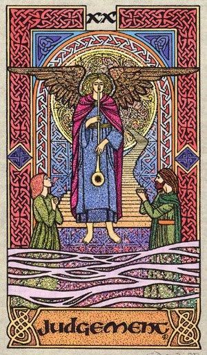Celtic Tarot Product Summary: 167 Best Images About 20 JUDGEMENT On Pinterest