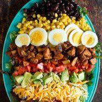 15 όμορφες ιδέες σερβιρίσματος σαλάτας σε τραπέζια, πάρτυ, μπουφέ!