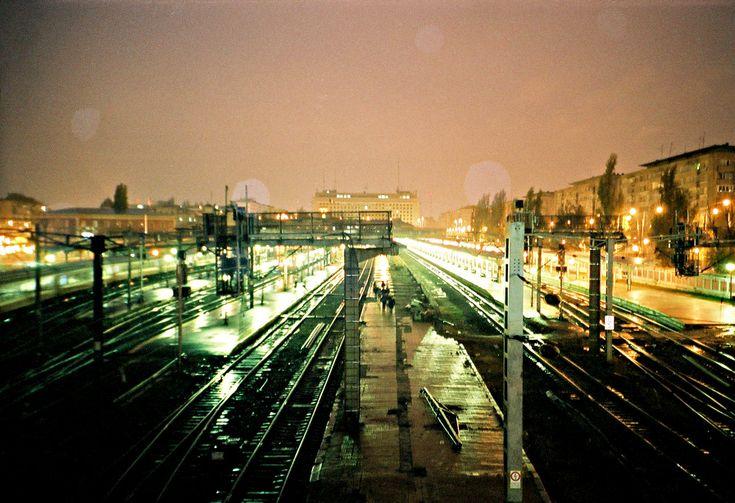 Central train station by cenumesimplu.deviantart.com on @deviantART