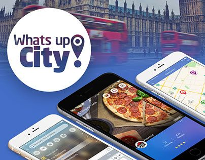 "Check out new work on my @Behance portfolio: ""Whats Up City App"" http://be.net/gallery/40434485/Whats-Up-City-App"