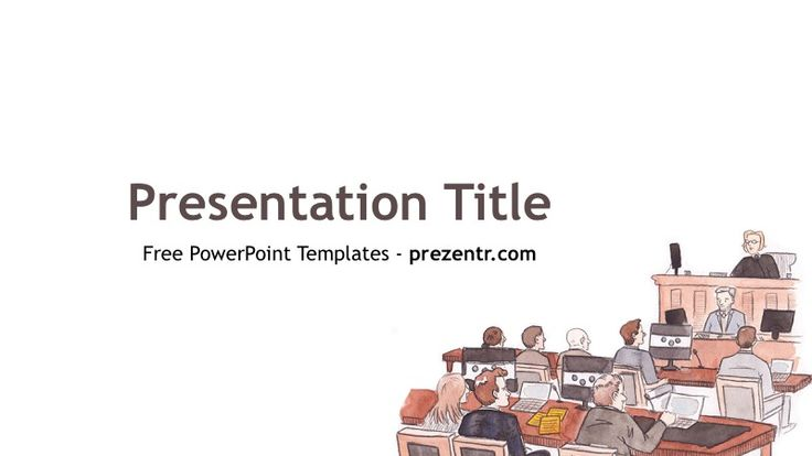 Free Trial PowerPoint Template - Prezentr PPT Templates