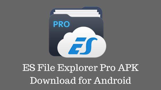 #ESFileExplorerPro APK Download for #Android [Latest Version 2018] https://techtiptrick.com/es-file-explorer-pro-apk/  #ESFileExplorerProAPK #FileManager