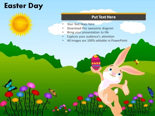 22 best Powerpoint Slides images on Pinterest Templates - easter powerpoint template