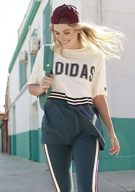 eced2a5d9a1 adidas Originals T-Shirt »ADIBREAK SHORTSLEEVE TEE«