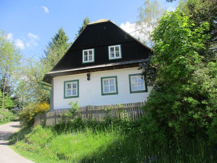 Hluboká - kraj Vysočina