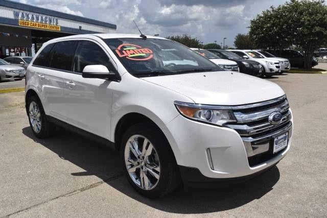 https://flic.kr/p/KZsG1Z | 2011 Ford Edge SEL SUV V-6 cyl $15,945 | www.waxahachieford.com