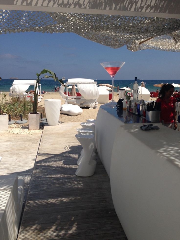 Ibiza bora bora beach