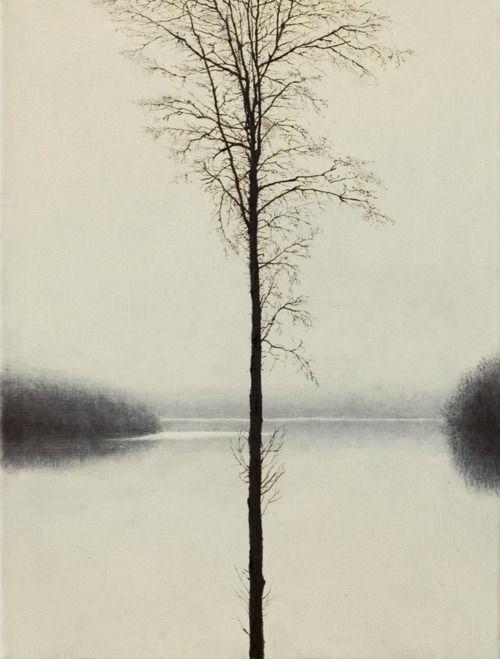 iamjapanese:  Rafał Borcz(Polish, b.1973) Bez tytułu untitled  2010 olej na płótnie oil on canvas