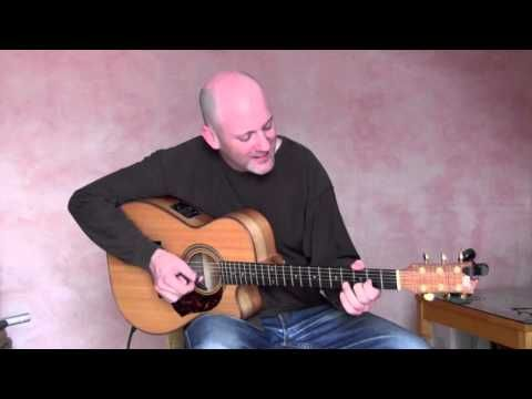 """""""Got To Get You Into My Life"""" - Adam Rafferty -  Beatles Solo Fingerstyle Guitar - YouTube"""