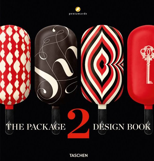 #Taschen #Diseño / Packaging THE PACKAGE DESIGN BOOK 2 Envuelto y bien envuelto...  Guía internacional del diseño contemporáneo de embalajes