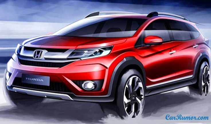 2018 Honda BRV Design, Specs, Price and Release Date Rumor - Car Rumor