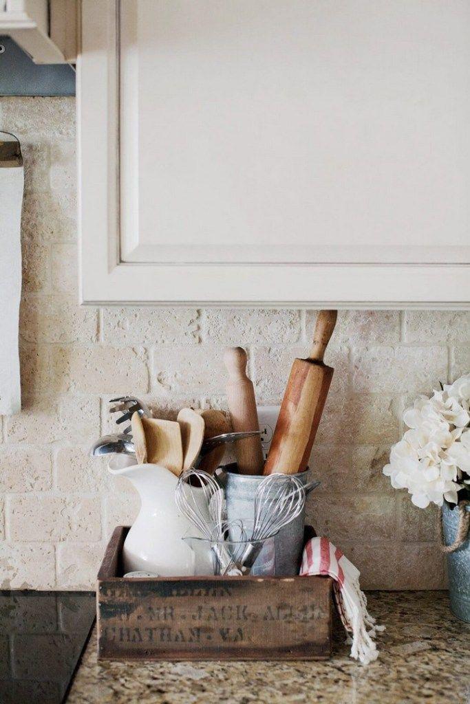 27 gorgeous farmhouse style decoration ideas | kitchens | pinterest