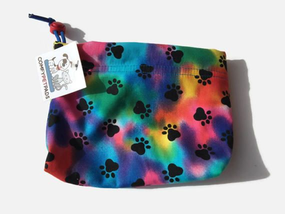 Rainbow Drawstring Bag, Gymnastics Grip Bags, Gadget Case, Rainbow Pride Gifts, Rainbow Birthday, Craft Bags, Dog Treat Pouch, Toy Bag #GymnasticsGripBags #GiftsUnder10 #ToyBag #GadgetCase #CraftBags #MedicineBag #SmallProjectBag #RainbowFabric #DogTreatPouch #LeashBag