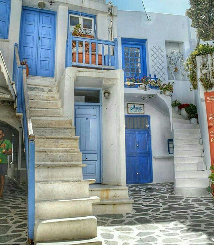 Naxos island Cyclades