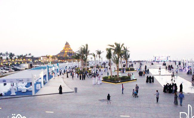 Spectacular Cultural Park Opens On Jeddah S Waterfront Arab News Jeddah Park S Waterfront