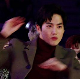 Yes Suho, you're the cool mum
