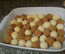 Rezept Erdbeer-Mascarpone-Kugeln von sunshine_keks - Rezept der Kategorie Desserts