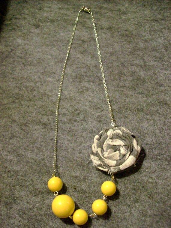 Love this! Statement necklace via http://www.etsy.com/listing/74646447/custom-bridesmaid-statement-necklaces?ref=pr_shop