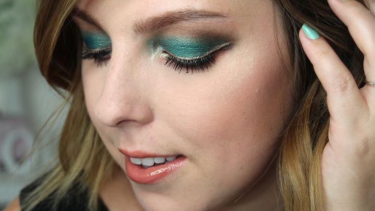 Cool Zelené oči s UD Vice 4 Povídací GRWM Makeup Tutorial