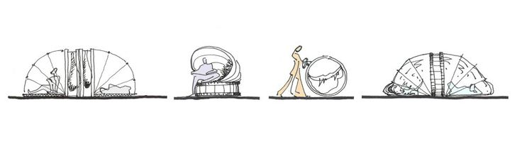 Wheelly: un refugio portátil que busca dignificar la falta de vivienda urbana