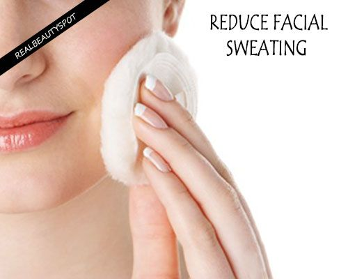 Facial sweating is a very common problem during the summer months. Facial sweating is normal and it is also beneficial to your skin because pores are not easily clogged and your skin breathes easy. But, excessive sweating can be a cause of botheration too! If you sweat profusely on the face, makeup tends to melt easily. You end up looking tired though you may not have been into any heavy activity. It can also be a cause of embarrassment. So, what can we do to reduce facial sweating? Check…