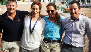 Israeli Equestrian Team Debuts at the Furusiyya FEI Nations Cup « Elite Equestrian