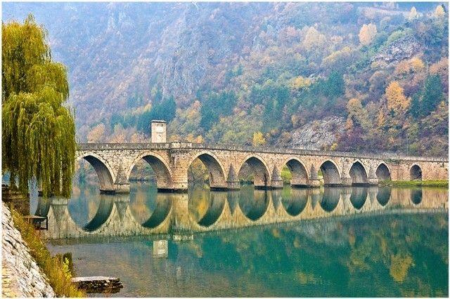 Visegrad, Bosnia Hercegovina. Photo by Lucija Mujanovic
