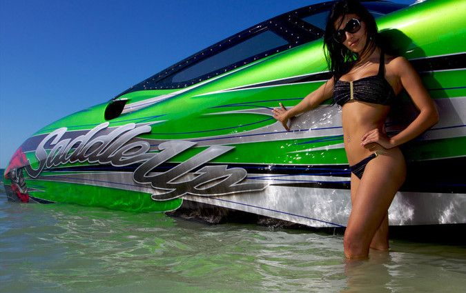 New 2012 Statement Marine 42 Ultimate High Performance Boat Photos- iboats.com 1