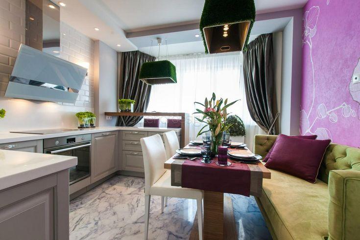кухня 12.5 метров дизайн с диваном: 12 тыс изображений найдено в Яндекс.Картинках