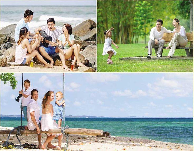 tận hưởng cuộc sống yên vui trong lành tại marina hill villa