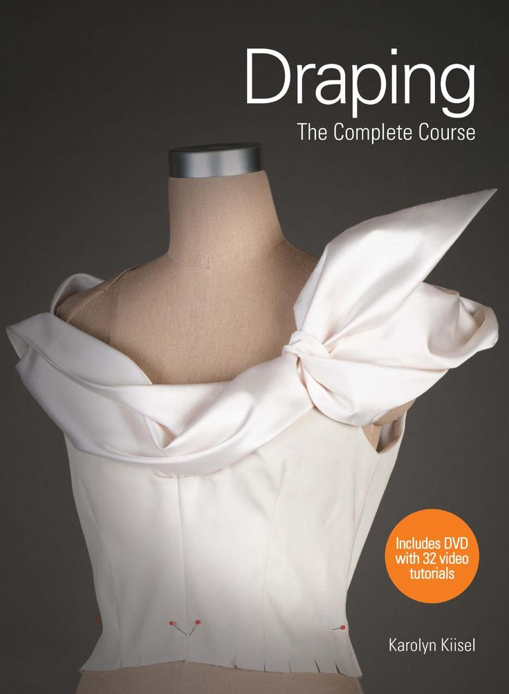 Karolyn Kiisel - Draping the complete course. 2013